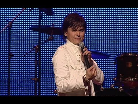 Joseph Prince - God's Favor Will Cause You To Reign In Life - Classic Sermon video