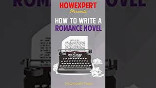 How To Write a Novel Ebook/Paperback Book/Audiobook - Chapter 1