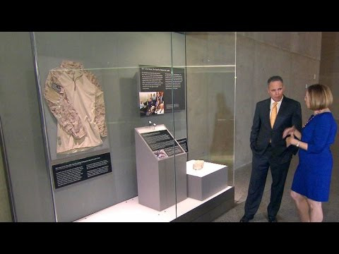Newest 9/11 museum exhibit focuses on Osama bin Laden's death