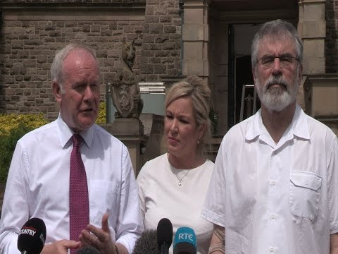 New British Secretary of State represents no one in the North - McGuinness