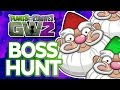 The Brothers Gnomus Boss Hunt! Plants vs Zombies Garden Warfare 2