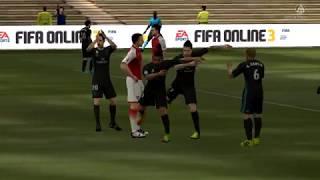FIFA ONLINE 3 #8 - FANCY LOB!!!