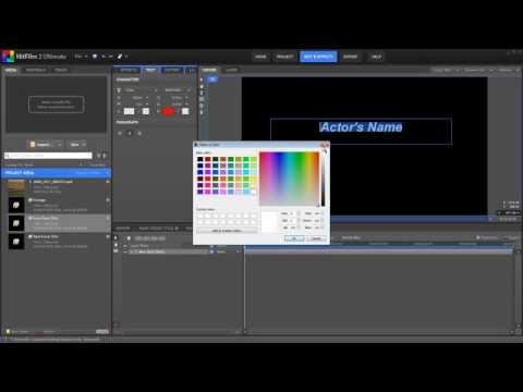 how to create volumetric lighting in hitfilm