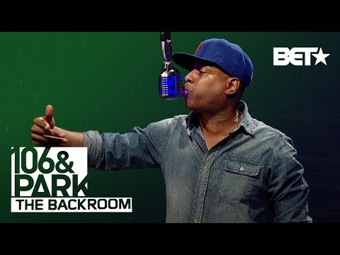 Talib Kweli BET's The Backroom Freestyle!