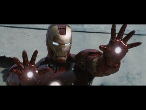 Iron Man Live Intro