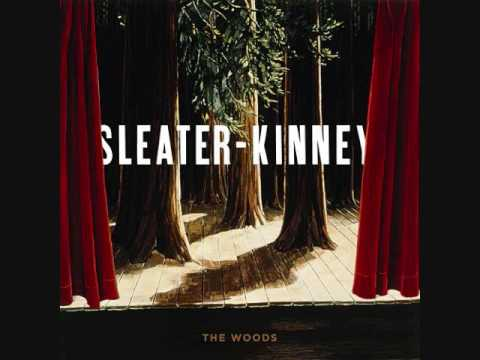 Sleater-kinney - The Fox