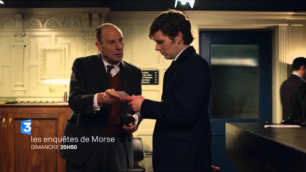 Bande-annonce - Les enqu�tes de Morse / Nouvelle saison - YouTube