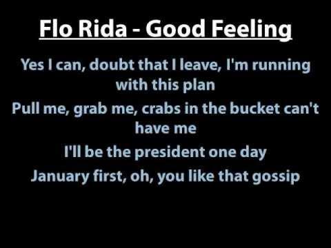 Flo Rida - Good Feeling Lyrics | MetroLyrics