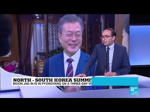 North-South Korea summit:
