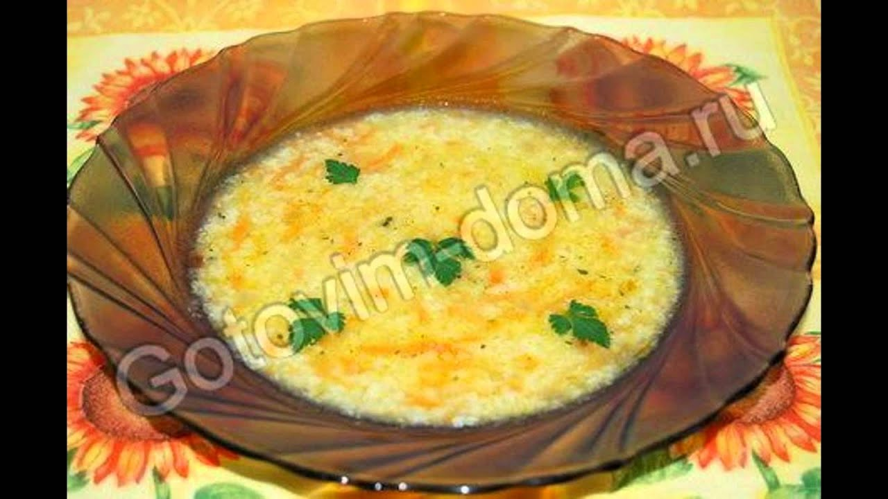 Блюда из пшена рецепты вторые блюда