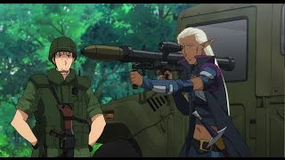 Top 8 Military Anime - Should Watch