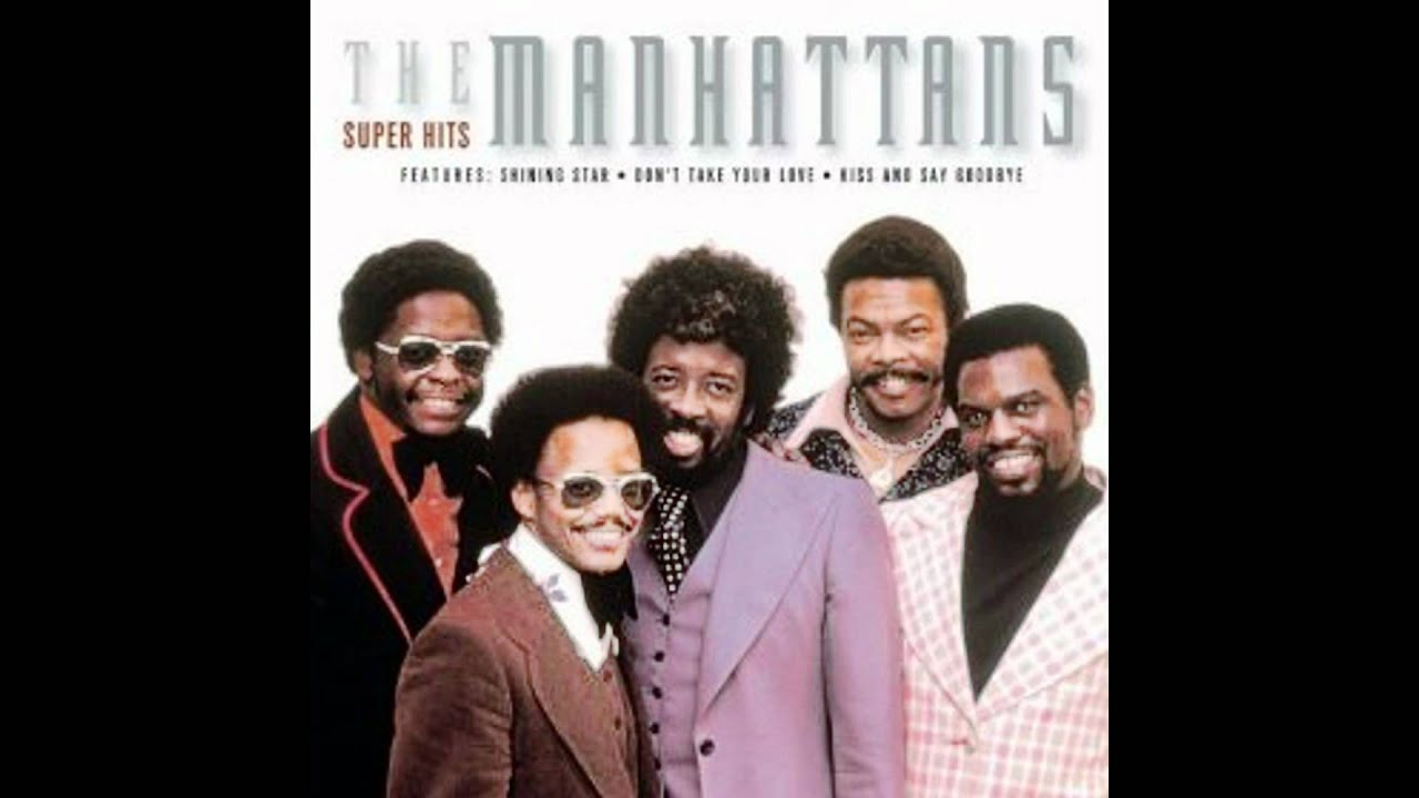 Shining Star By The Manhattans (1980) - YouTube