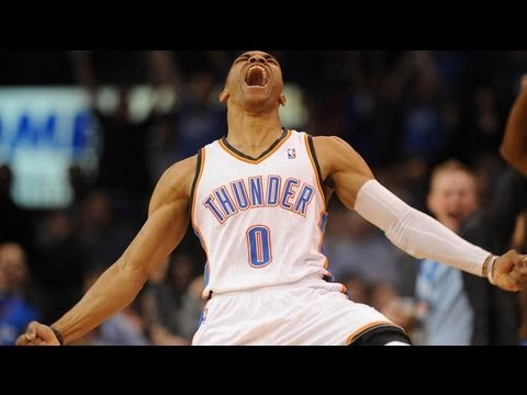 Russell Westbrook - Energy