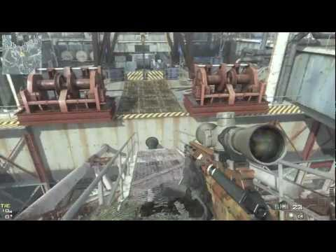Offshore best MW3 map for suicides