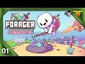 Forager Closed Beta Let S Play Episode 1 Extreme Excitement PC Gameplay mp3