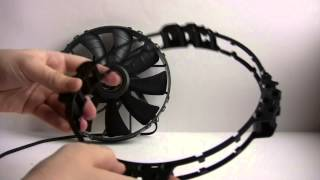 BitFenix 200mm Spectre Pro Fan Review
