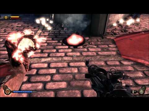 Bioshock Infinite - 1999 Mode - Lady Comstock / Siren Insta-Kill with fire trap