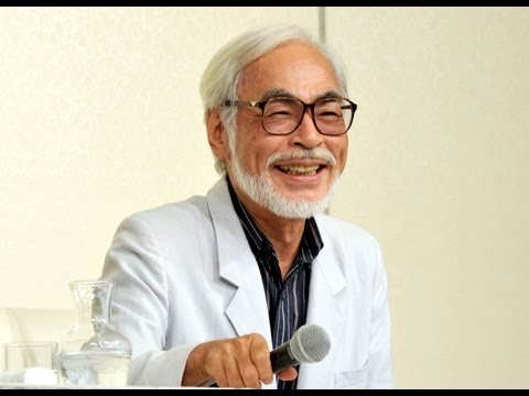 Hayao Miyazaki announces his retirement