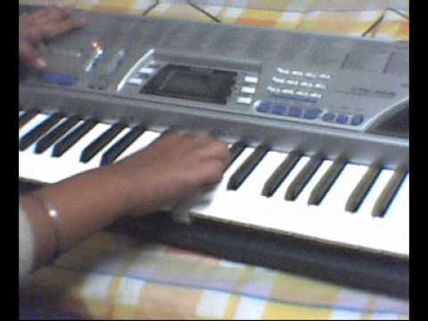 SUNO GAUR SE DUNIYA WALO ON PIANO