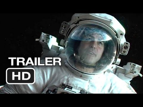 Gravity Teaser Trailer (2013) – George Clooney Movie HD