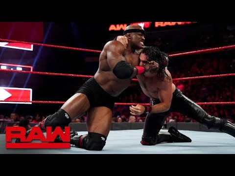 Lashley, Rollins and Elias collide for massive SummerSlam opportunity: Raw, July 16, 2018 thumbnail
