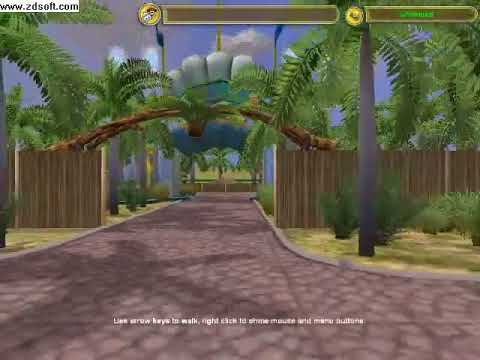 Zoo Tycoon 2 : Marine Entrance Toutorial