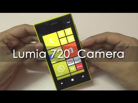 Nokia Lumia 720 Camera Review Brilliant