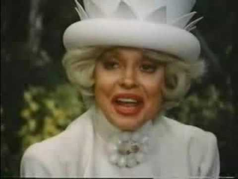 Carol Channing in alice in wonderland