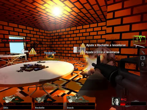 Jugar Left 4 Dead 2 Como Infectado En Modo Solo(PC)