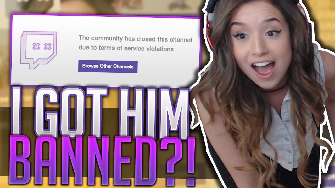 HE GOT BANNED FOR WHAT?! ft. Offline TV
