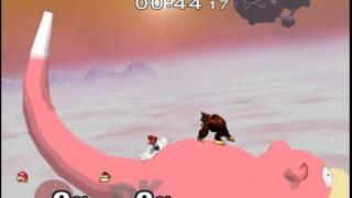 [Super Smash Bros. Melee] Mario vs Donkey Kong