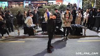 180203 디오비 DOB 홍대공연 / IKON(아이콘) - 사랑을 했다(LOVE SCENARIO)