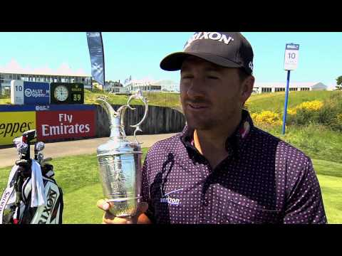 Open Moments: Graeme McDowell