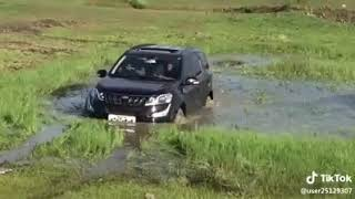 Xuv 500 offroading👌👌| AWD| Offroader|whatsapp status| Subscribe the channel for more videos😀😀
