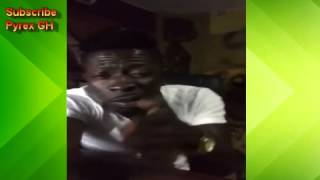 Shatta Wale freestyles new track titled Wha Ppun