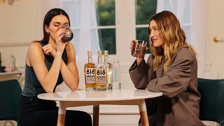 Download lagu WHO'S IN MY BATHROOM? with Hailey Rhode Bieber | Guest Kendall Jenner plays