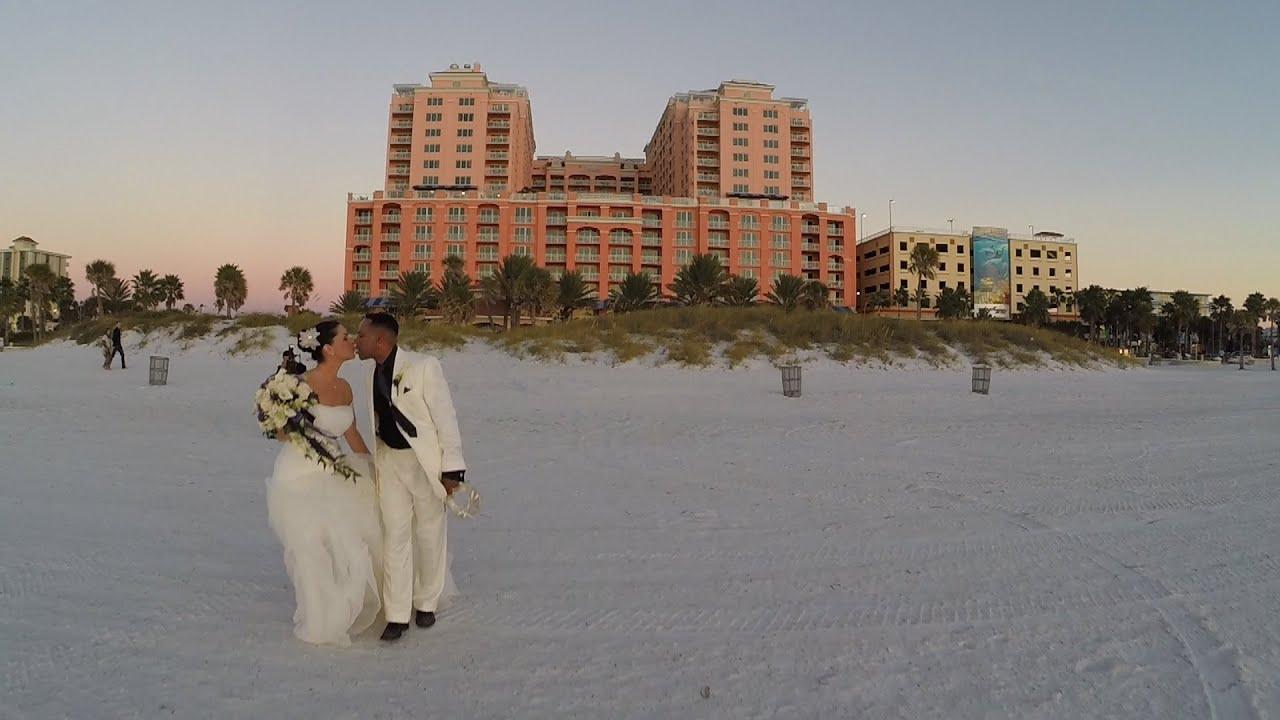 Hyatt clearwater wedding