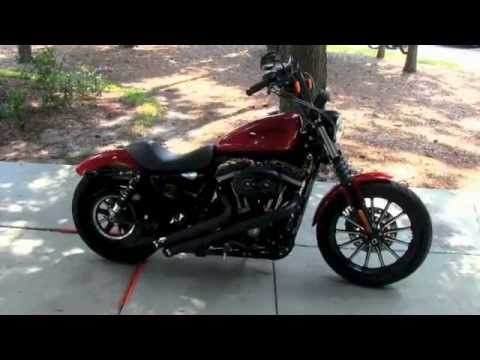 Harley-Davidson Iron 883 sportster - Motorcycle for sale