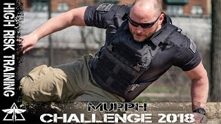 Murph Challenge 2018 with 21 Gun Salute Tactical Fitness - Crossfit