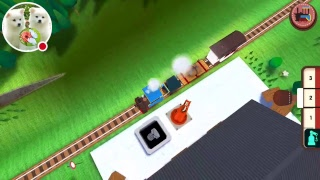 Toca Train/player game train drive|game for kid| game tàu lửa|lái tàu lửa |baby play game