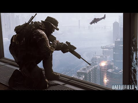 battlefield 4 how to watch a game