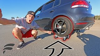 WACKY DRIFT CAR EXPERIMENT!!