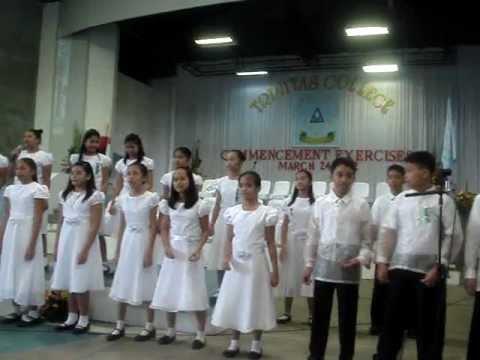 Grade 6- Courage (Graduation Song) Wherever I go .