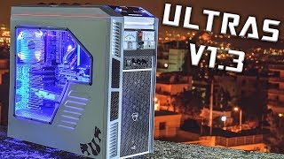 Моддинг ПК Своими Руками - Проект ULTRAS v1.3