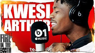 Kwesi Arthur - Fire In The Booth