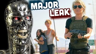 Terminator Dark Fate MAJOR LEAK Might Make You Mad
