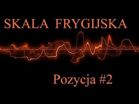 Skala Frygijska Pozycja Druga - Lekcje Gry Na Gitarze (www.gitarra.pl)