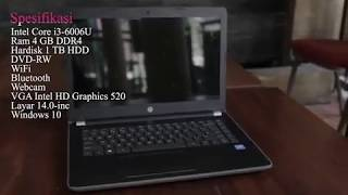 REVIEW LAPTOP HP 14-BS740