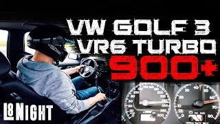 VW Golf 3 VR6 Turbo 900 PS FWD | RAD48 - L8Night Serie #1
