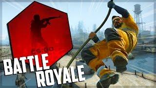 CS GO BATTLE ROYALE MODUNDA HİLE GELDİ !! | CSGO Danger Zone  Survival Güncellemesi